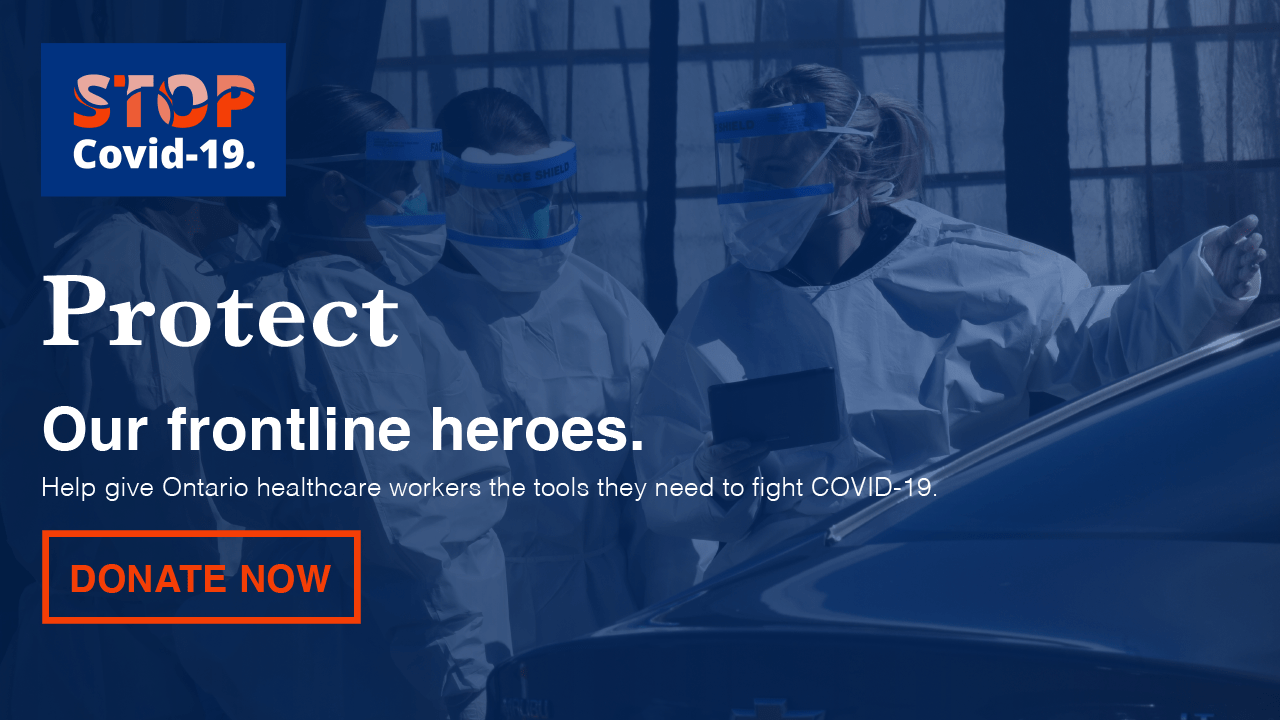 Protect our frontline heroes