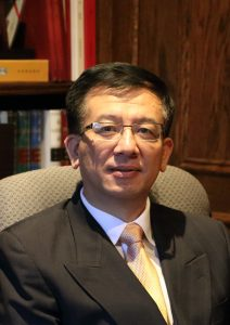 CPAC新任会长王体博士